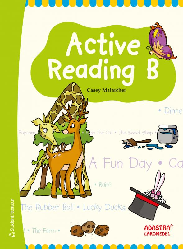 Active reading B.