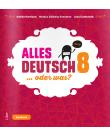 Alles Deutsch 8 Övningsbok.