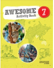 Awesome English 7 Activity book.