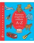 Omslag till Barnens engelska ordbok A-Z
