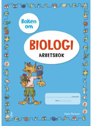 Boken om biologi Arbetsbok.