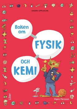 Boken om fysik och kemi.