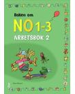 Omslag Boken om NO 1-3 Arbetsbok 2