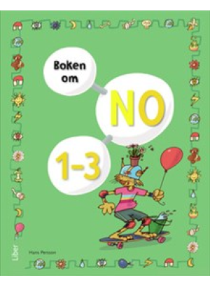 Omslag till boken om NO 1-3 Grundbok