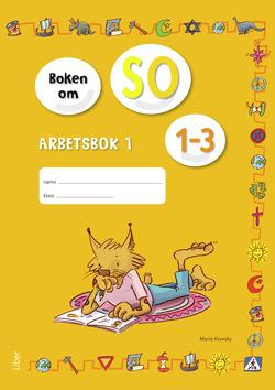 Boken om SO 1-3 Arbetsbok 1.