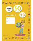 Omslag boken om SO 1-3 arbetsbok 2