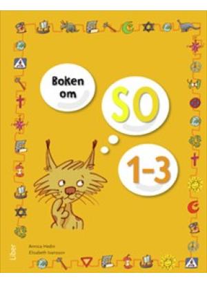 Omslag Boken om SO 1-3 grundbok