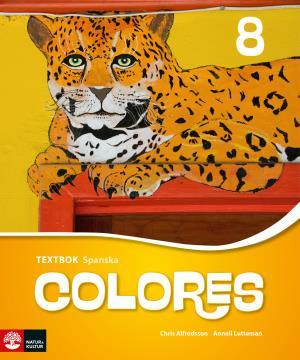 Colores 8 Textbok.