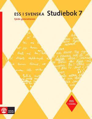 ESS i svenska. Studiebok 7.