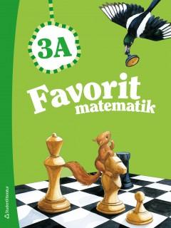 Favorit matematik 3A.
