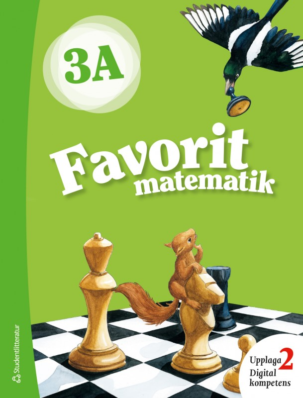 Favorit matematik 3A.