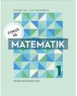 Fokus på Matematik 1 - grundläggande nivå.