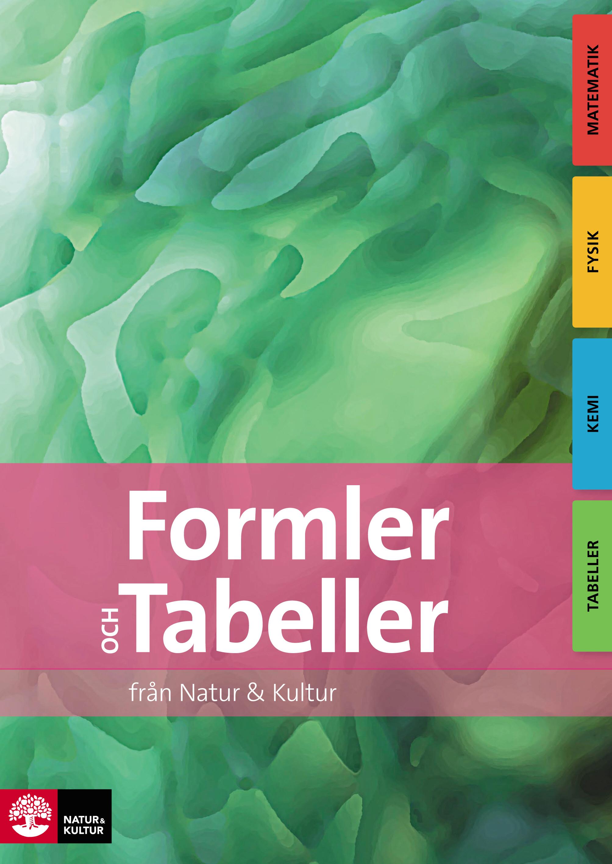Formler och Tabeller.