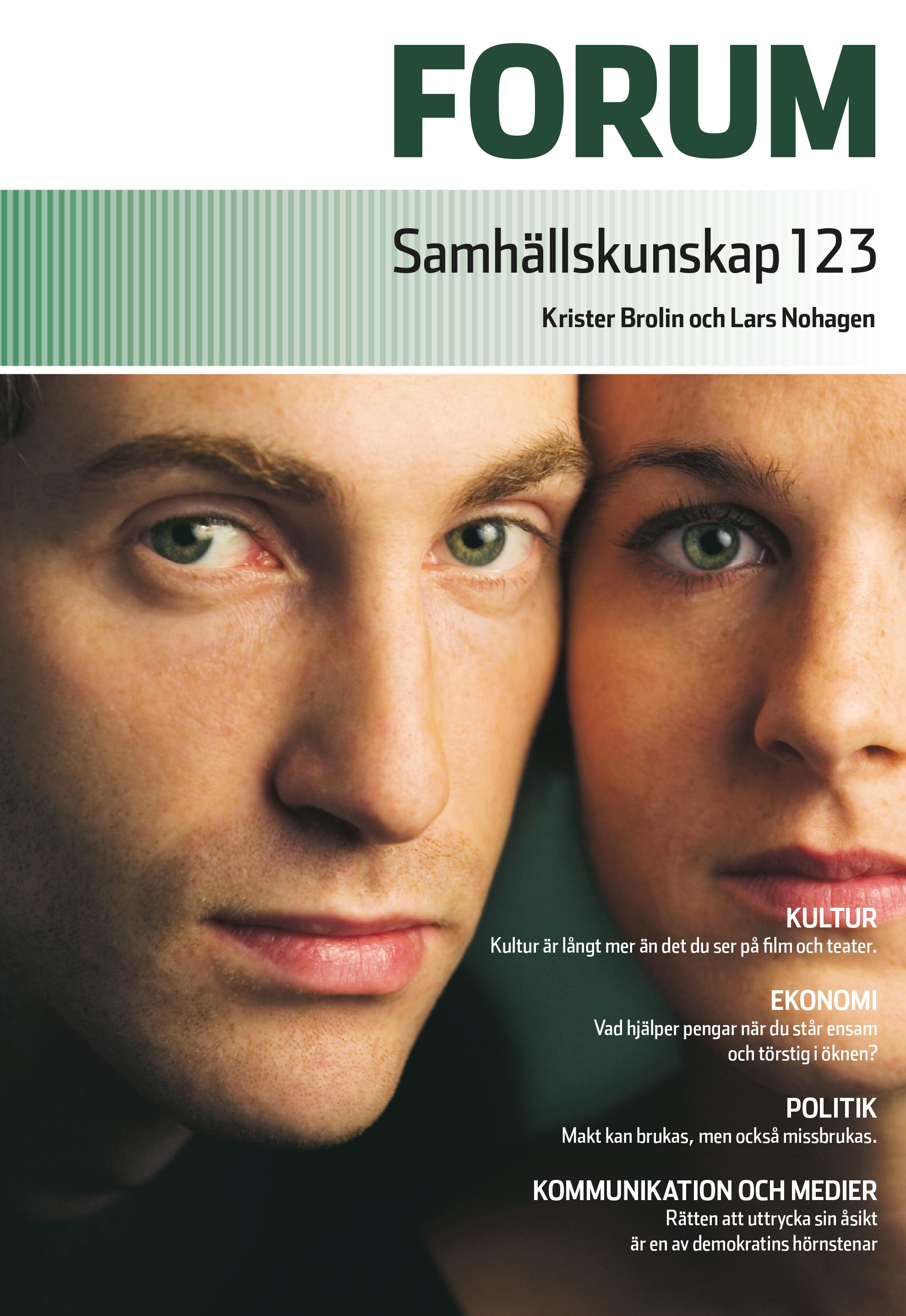 Forum Samhällskunskap 123.