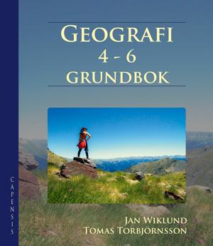 Geografi 4-6 grundbok.