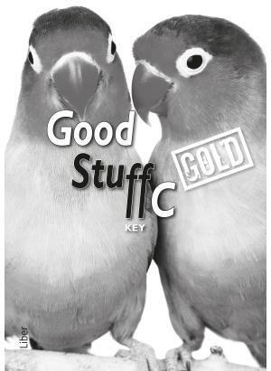 Två papegojor.