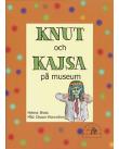 Omslag Knut och Kajsa på museum