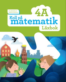 Koll på matematik 4A Läxbok.