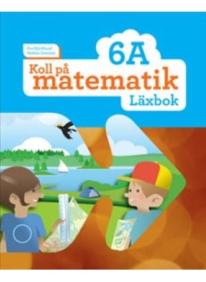 Koll på matematik 6A Läxbok.