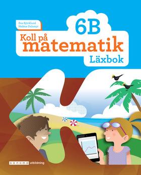 Koll på matematik 6B Läxbok.