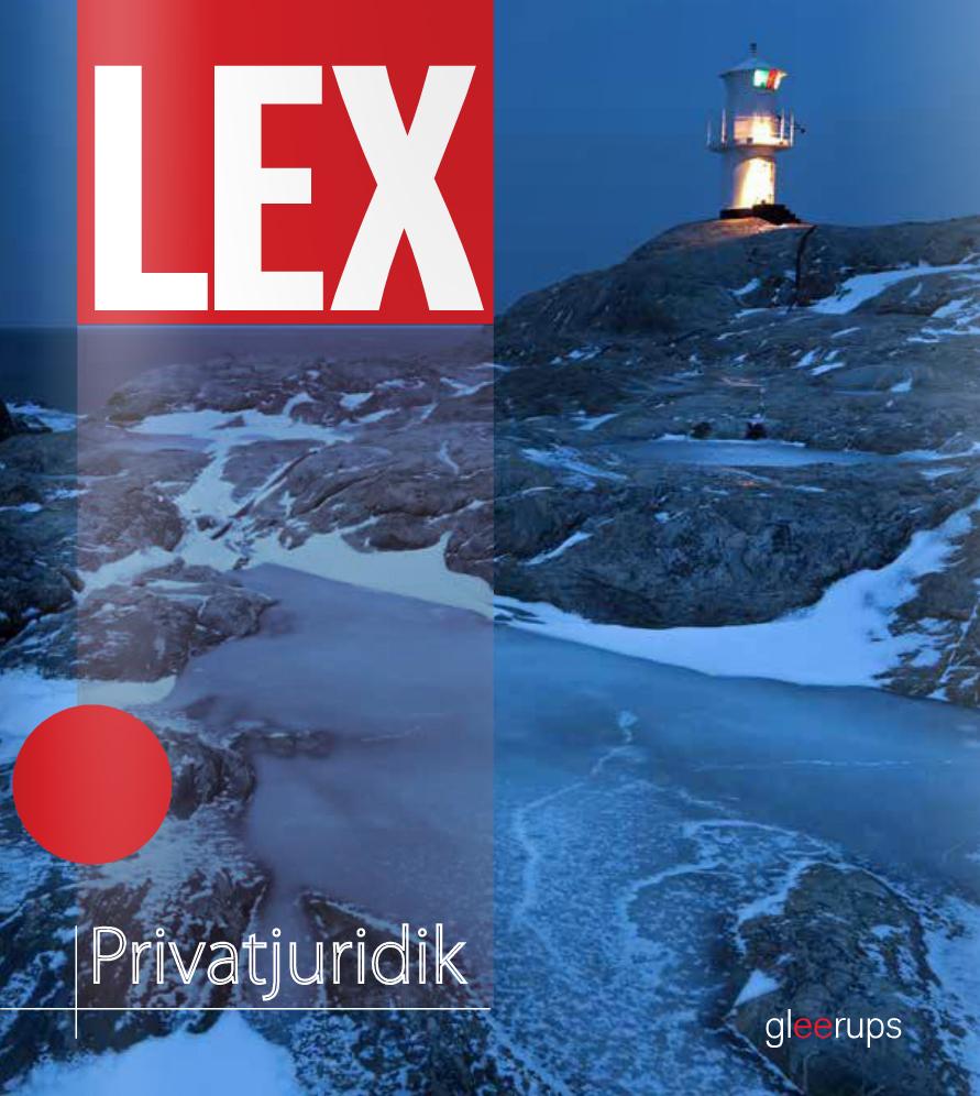 Lex Privatjuridik.