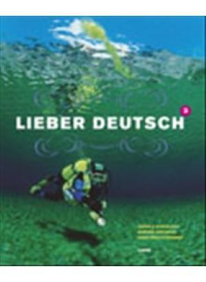 Lieber Deutsch 3 Kursbok.