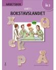 Livet i Bokstavslandet Arbetsbok åk 3.