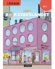 Livet i Bokstavslandet Läsebok åk 3 nivå röd.