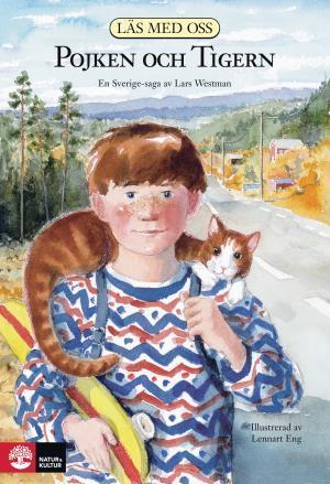 Läs med oss. År 3, Nya pojken och tigern.