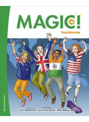 Magic! 4 Textbook.