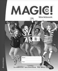 Magic! 4 Workbook.