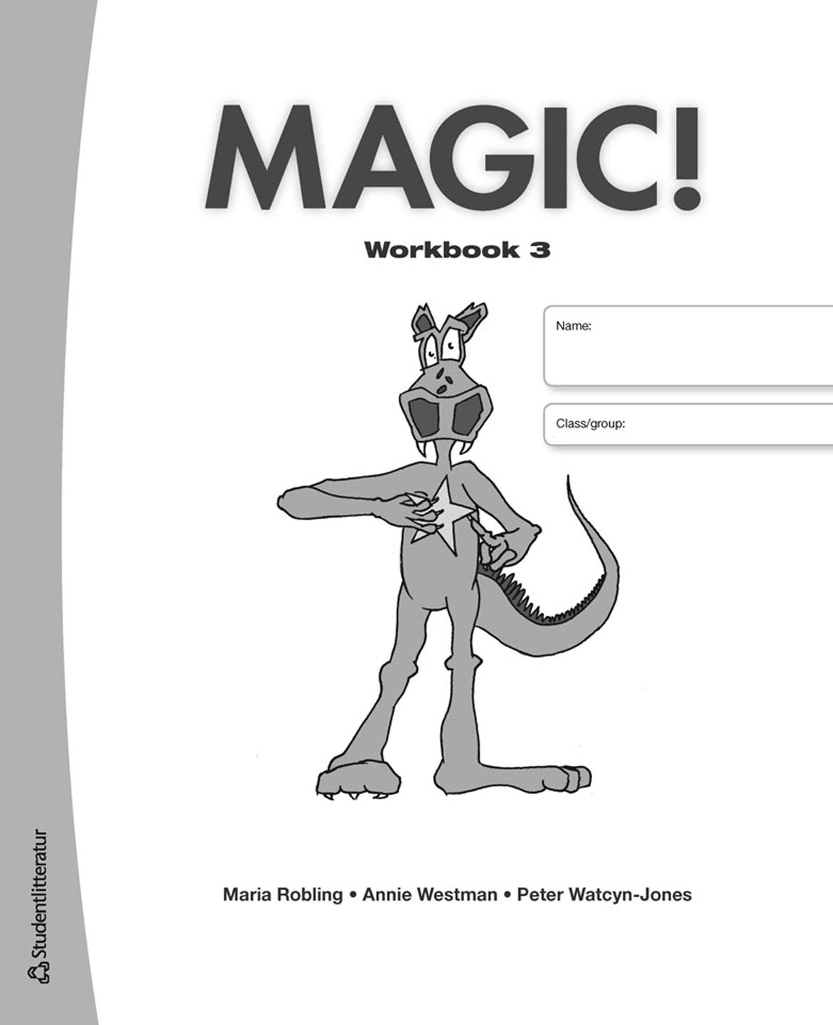 Magic! Workbook 3.