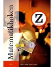 Matematikboken Z Röd.