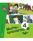 Mattespanarna 4A Grundbok.