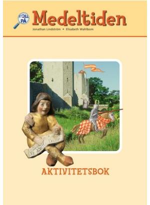 Koll på Medeltiden aktivitetsbok.