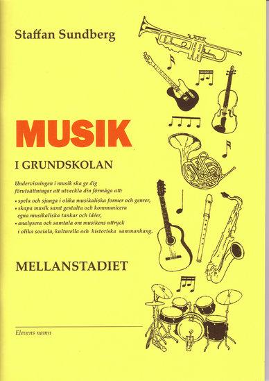 Musik i grundskolan mellanstadiet.