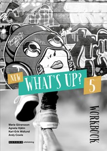 New What's Up? 5 Workbook.