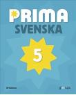 Omslaget till Prima Svenska 5 Basbok
