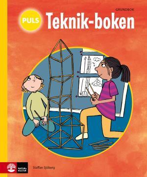 PULS Teknik-boken 1-3 Grundbok.