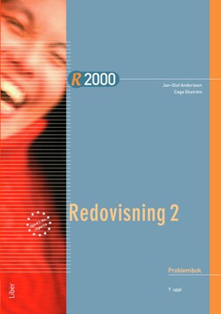 R2000 Redovisning 2 Problembok.