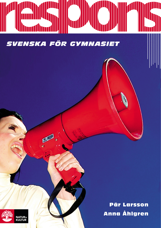 Respons Svenska för gymnasiet.