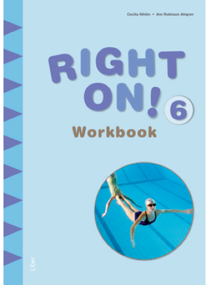 Right On! 6 Workbook.