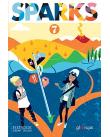 Sparks 7 Textbook.