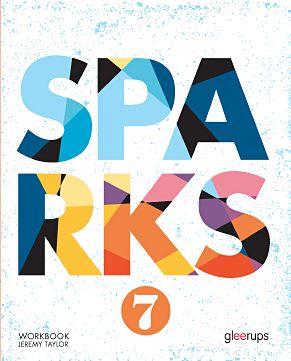 Omslagsbild Sparks 7 Workbook.