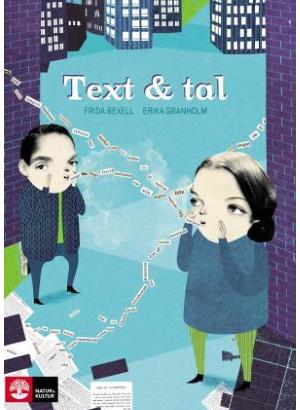 Text & tal.