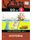 Tummen upp! SO Historia kartläggning åk 6.