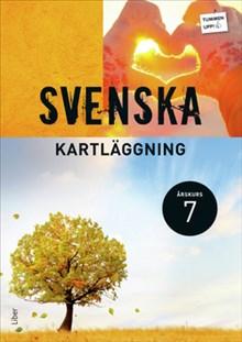Tummen upp! Svenska kartläggning åk 7.