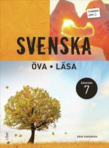 Tummen upp! Svenska Öva - Läsa åk 7.