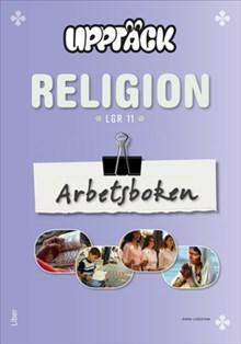 Upptäck Religion Arbetsbok.