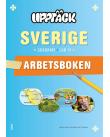 Upptäck Sverige Geografi Arbetsbok.